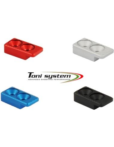 Toni System pulsante maggiorato Glock...