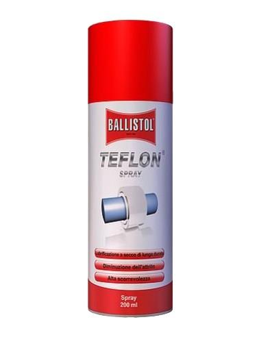 Olio Ballistol spray teflon 200 ml